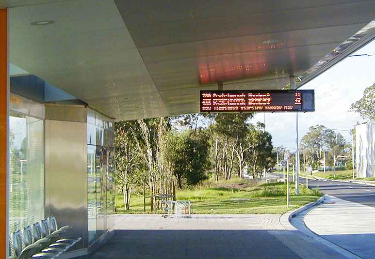 Parramatta Bus Transit System