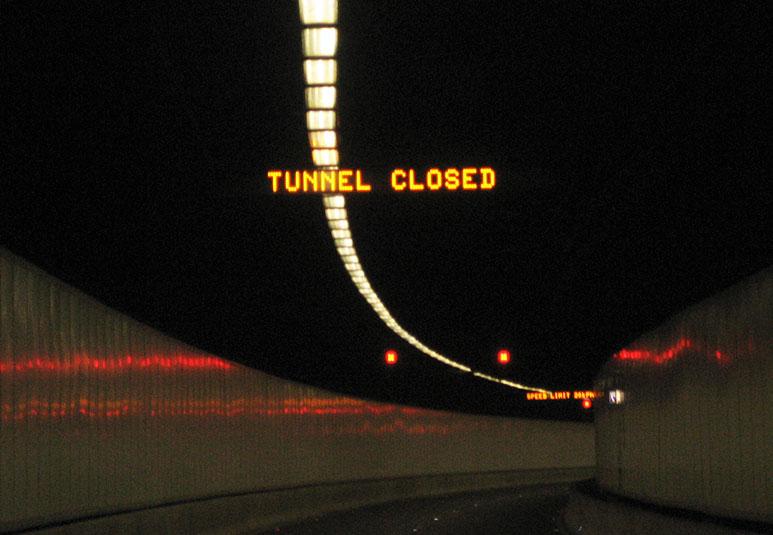 Cross City Tunnel Sydney