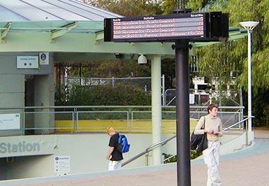 Passenger Information Displays